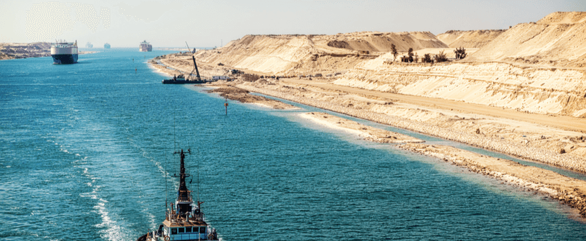 Turbulent Time for the Oil Market with Contango and the Suez Canal Blockage